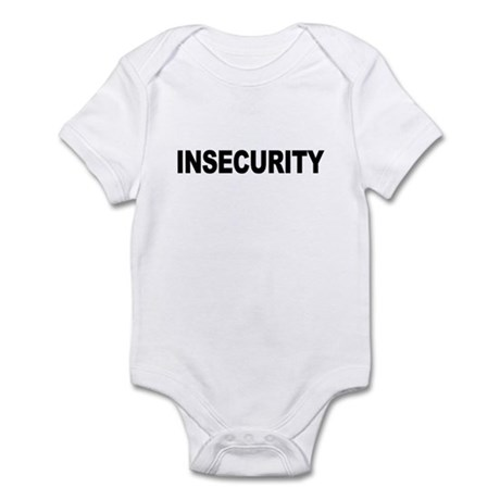 INSECURITY Infant Creeper