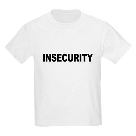 INSECURITY Kids T-Shirt