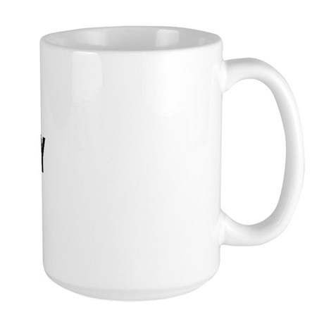 INSECURITY Large Mug