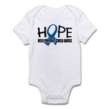 HOPE: Child Abuse Infant Bodysuit