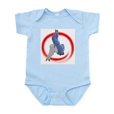 Ippon Throw Infant Creeper