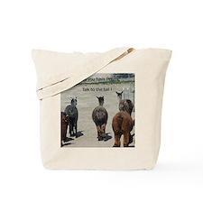 KSC 2 sided photo Alpaca Tote Bag