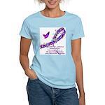 The Fibromite.com Women's light T-Shirt Women's Li