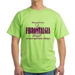Equal Opportunity Offender Green T-Shirt