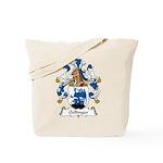 Oellinger Family Crest Tote Bag