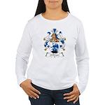 Oellinger Family Crest Women's Long Sleeve T-Shirt