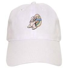 Super Easter Bunny Baseball Cap
