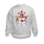 Nitsch Family Crest Kids Sweatshirt