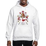 Nitsch Family Crest Hooded Sweatshirt