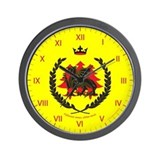 Drachenwald Wall Clock