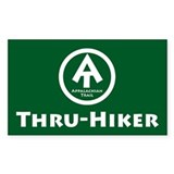 "Appalachian Trail ""Thru-Hiker"" Decal"