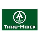 Appalachian Trail &amp;quot;Thru-Hiker&amp;quot; Decal