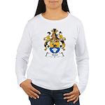 Nebel Family Crest Women's Long Sleeve T-Shirt