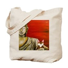Cat Art~ One Tote Bag
