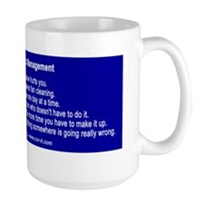 Rules of PM - Large 15oz Mug