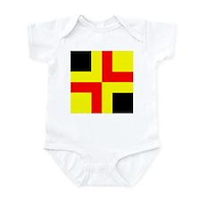 Drachenwald Ensign Infant Bodysuit