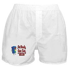 Get Ready, Get Set, BLOW Boxer Shorts