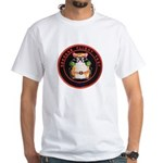 Seekers Flight Test White T-Shirt