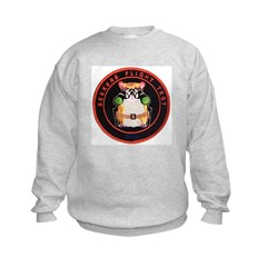 Seekers Flight Test Kids Sweatshirt