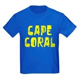 Cape Coral Faded (Gold) T