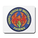 FBI Phoenix Mousepad