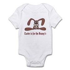 Easter is for the Bunny's Infant Bodysuit