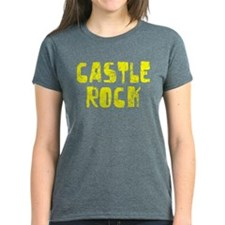Castle Rock Faded (Gold) Tee