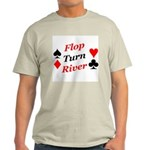 The Ultimate Texas Hold'Em Poker Ash Grey T-Shirt