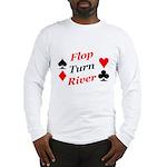 The Ultimate Texas Hold'Em Poker Long Sleeve T-Sh