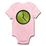 All 13th Hour Clock items Infant Bodysuit
