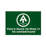 AT &amp;quot;Have to Hike It&amp;quot; Magnet