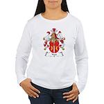 Nass Family Crest Women's Long Sleeve T-Shirt
