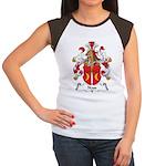 Nass Family Crest Women's Cap Sleeve T-Shirt