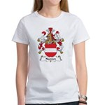 Nannen Family Crest Women's T-Shirt