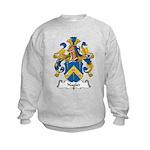 Nagler Family Crest Kids Sweatshirt