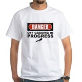 Danger Off Gassing Shirt