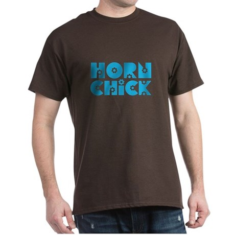 Horn Chick Dark T-Shirt