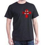 Cross of St George Bulldog T-Shirt