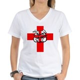 Cross of St George Bulldog Shirt