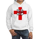 Cross of St George Bulldog Jumper Hoody
