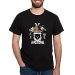 Morter Family Crest Dark T-Shirt