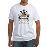 Morsbach Family Crest Fitted T-Shirt