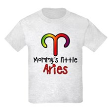 Mommy's Little Aries T-Shirt