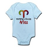 Mommy's Little Aries Infant Bodysuit