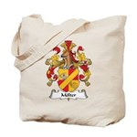 Molter Family Crest Tote Bag