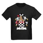 Mohl Family Crest Kids Dark T-Shirt