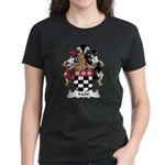 Mohl Family Crest Women's Dark T-Shirt