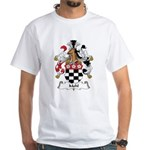 Mohl Family Crest White T-Shirt