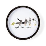 WTD: Evolution Wall Clock