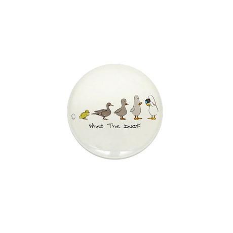 WTD: Evolution Mini Button (10 pack)